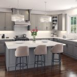 Halstead Model Kitchen
