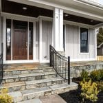 Hixton front porch